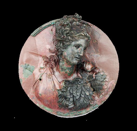 Athena medal