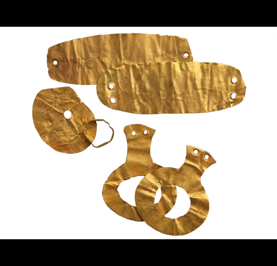 The Aravissos Hoard