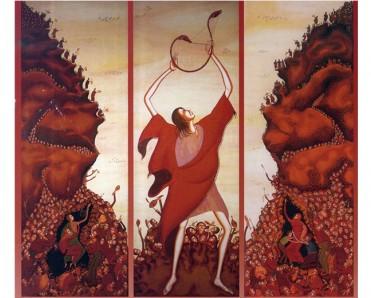Η παγκόσμια συναυλία του Ορφέα (Ποίηση: 1988)