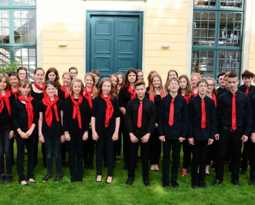 Youth choir of Marktkirche, Hannover